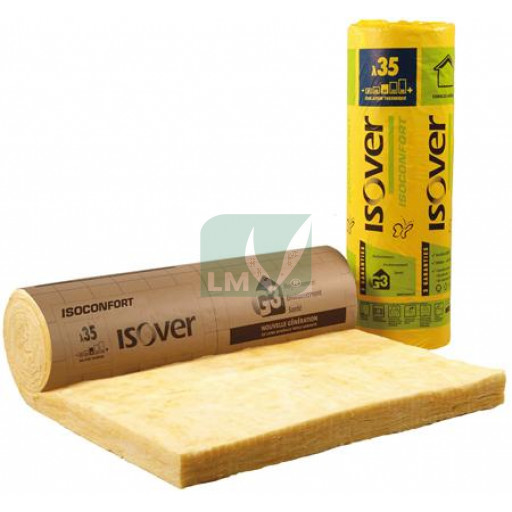 ISOVER ISOCONFORT 35   Ep.60mm 1,2mx10m   R=1,7