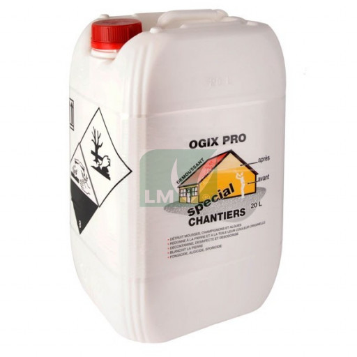 PINTAUD Ogix Pro anti-mousse 20L