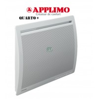 Panneau rayonnant Quarto Plus horizontal 1000W APPLIMO ref.0011453BB APPLIMO-0011453BB de Applimo