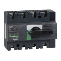 Interrupteur sectionneur Interpact INS100 4P 100 A SCHN-28909 de Schneider Electric